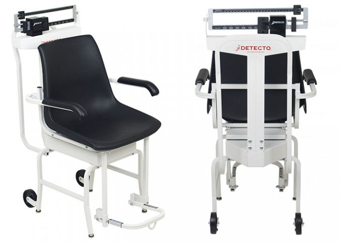 chair scale - Detecto Scales